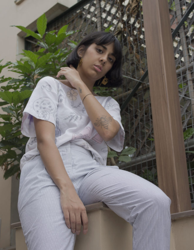 Tattoos as Collaborative Art: Meet Shreya Josh, Delhi's Youngest Stick-and-Poke Artist