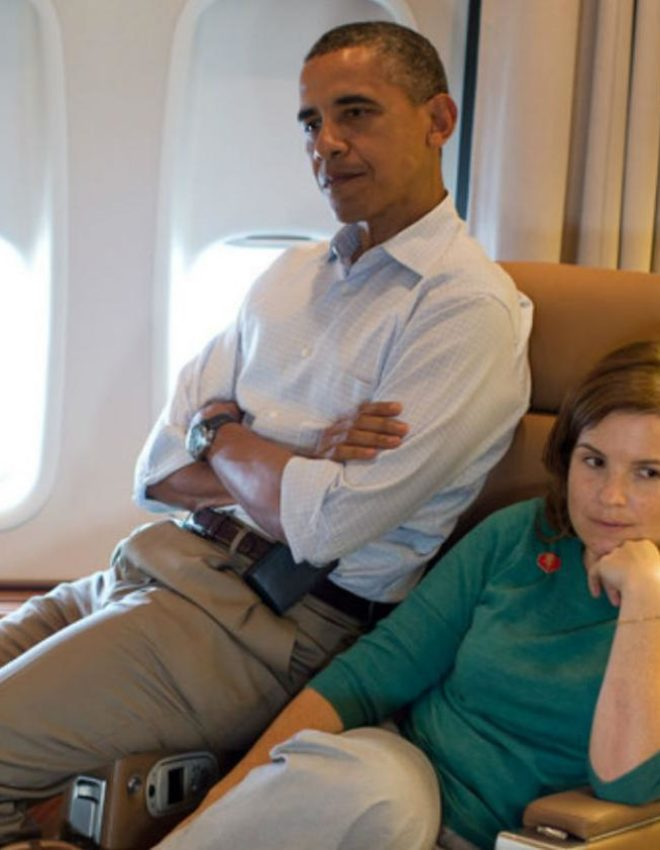 Of Being Barack Obama's Deputy Chief of Staff and Having Tummy Troubles on Air Force One