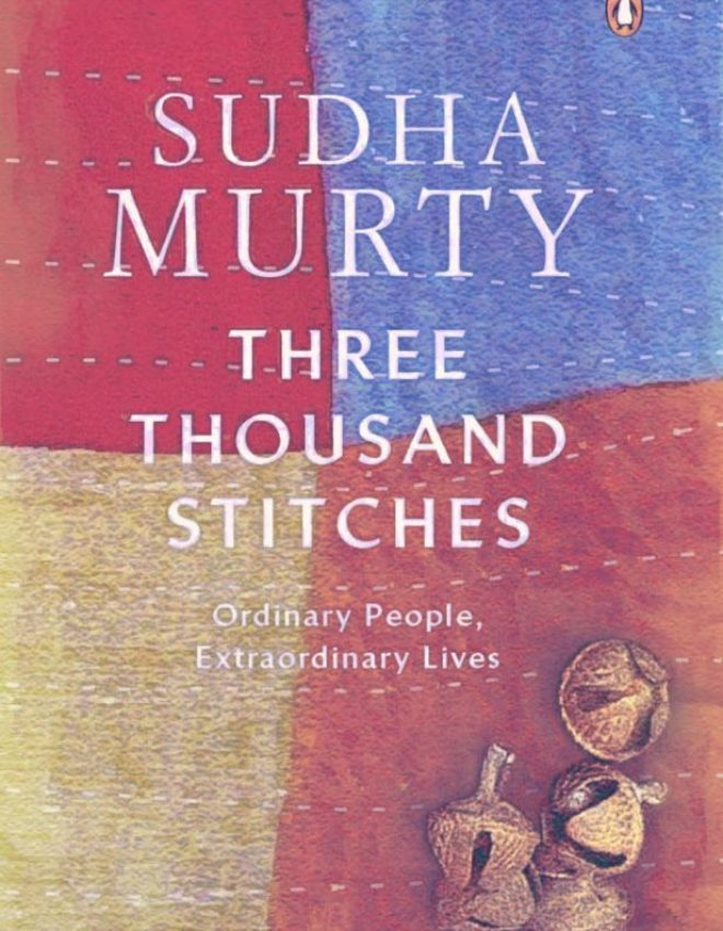 3000 Stitches: An Easy Breezy (Slightly) Preachy True Tale of Triumph