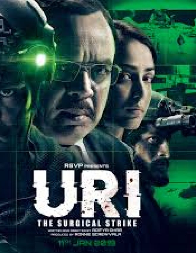 High Sir, a review of Adithya Dhar's Uri: The Surgical Strike