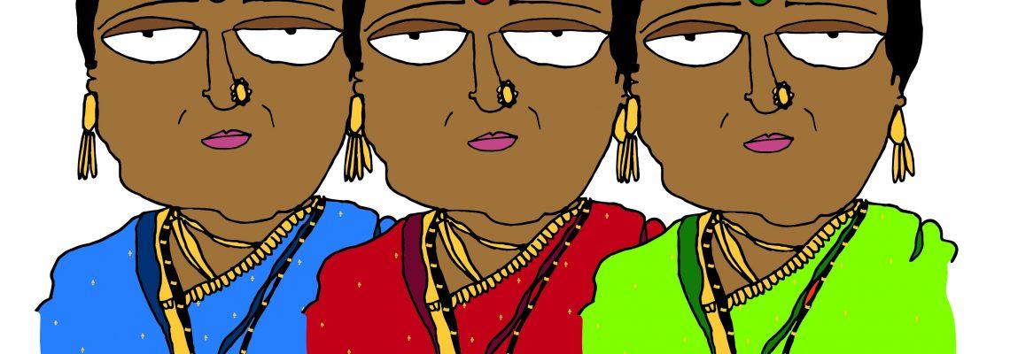 The Badass Women of Indian  Politics : Election 2019